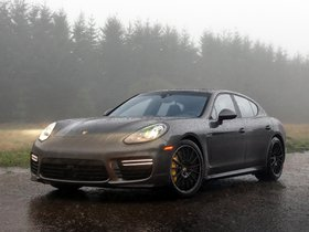 Ver foto 1 de Porsche Panamera GTS USA 2013