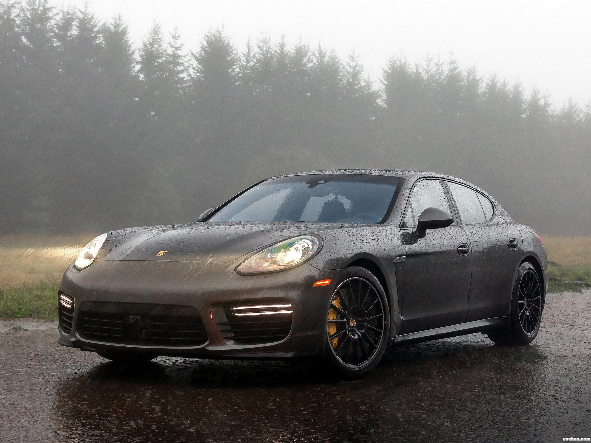 Foto 0 de Porsche Panamera GTS USA 2013