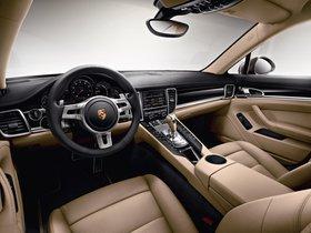 Ver foto 9 de Porsche Panamera Platinum Edition 2012