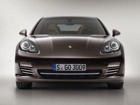 Ver foto 7 de Porsche Panamera Platinum Edition 2012