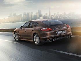 Ver foto 6 de Porsche Panamera Platinum Edition 2012