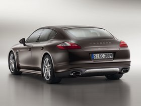 Ver foto 5 de Porsche Panamera Platinum Edition 2012