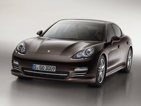 Ver foto 4 de Porsche Panamera Platinum Edition 2012