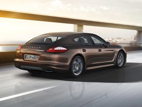 Ver foto 2 de Porsche Panamera Platinum Edition 2012