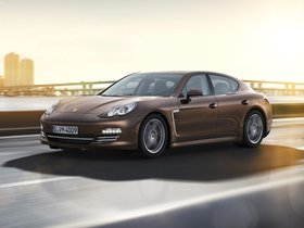 Ver foto 1 de Porsche Panamera Platinum Edition 2012