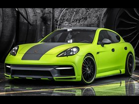 Ver foto 1 de Porsche Panamera Regula Exclusive 2013