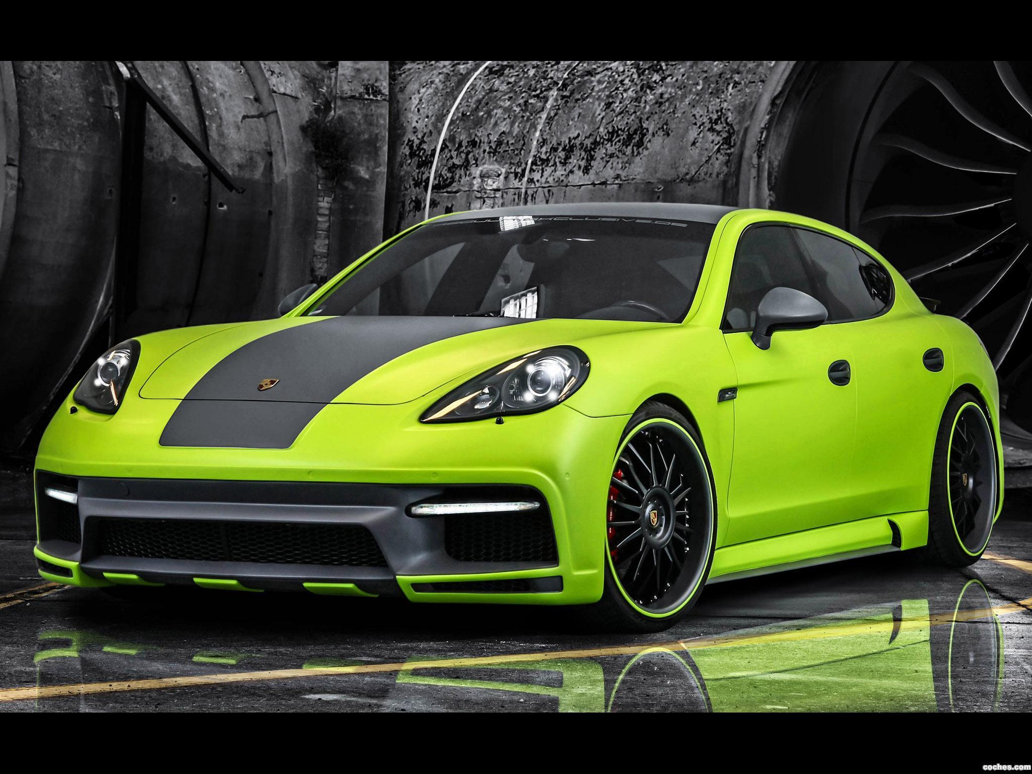 Foto 0 de Porsche Panamera Regula Exclusive 2013