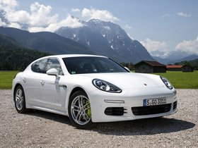 Ver foto 14 de Porsche Panamera S E-Hybrid 2013
