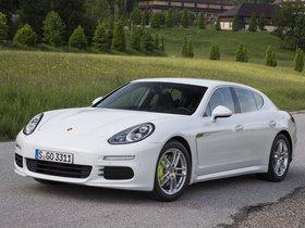 Ver foto 9 de Porsche Panamera S E-Hybrid 2013
