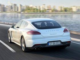 Ver foto 2 de Porsche Panamera S E-Hybrid 2013