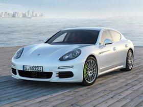 Ver foto 1 de Porsche Panamera S E-Hybrid 2013