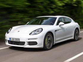 Ver foto 5 de Porsche Panamera S E-Hybrid 2013
