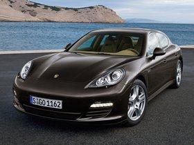 Fotos de Porsche Panamera S E2B 2009