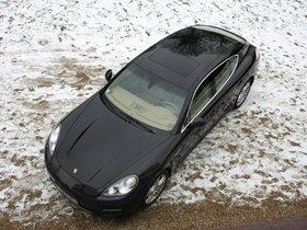 Ver foto 4 de Porsche Panamera S 2009