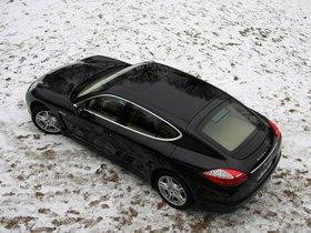 Ver foto 2 de Porsche Panamera S 2009