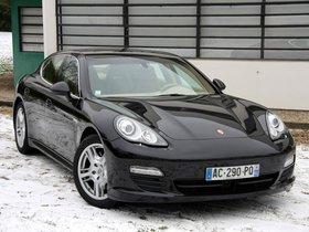 Fotos de Porsche Panamera S 2009