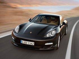 Ver foto 10 de Porsche Panamera S E2B 2009