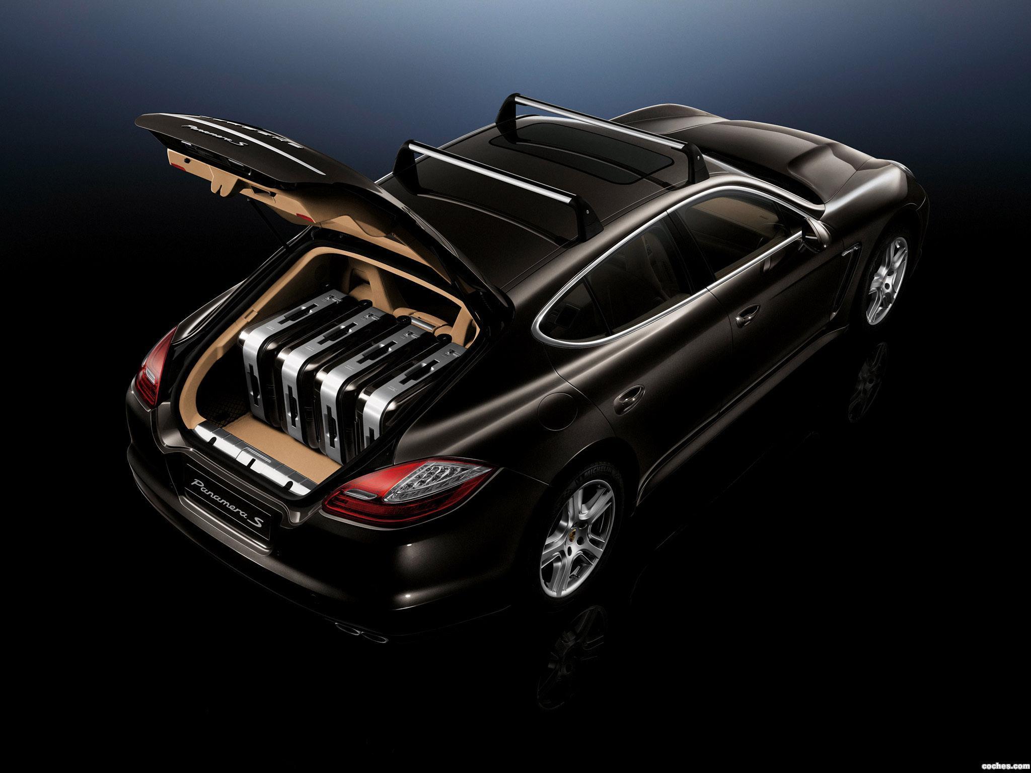Foto 13 de Porsche Panamera S E2B 2009