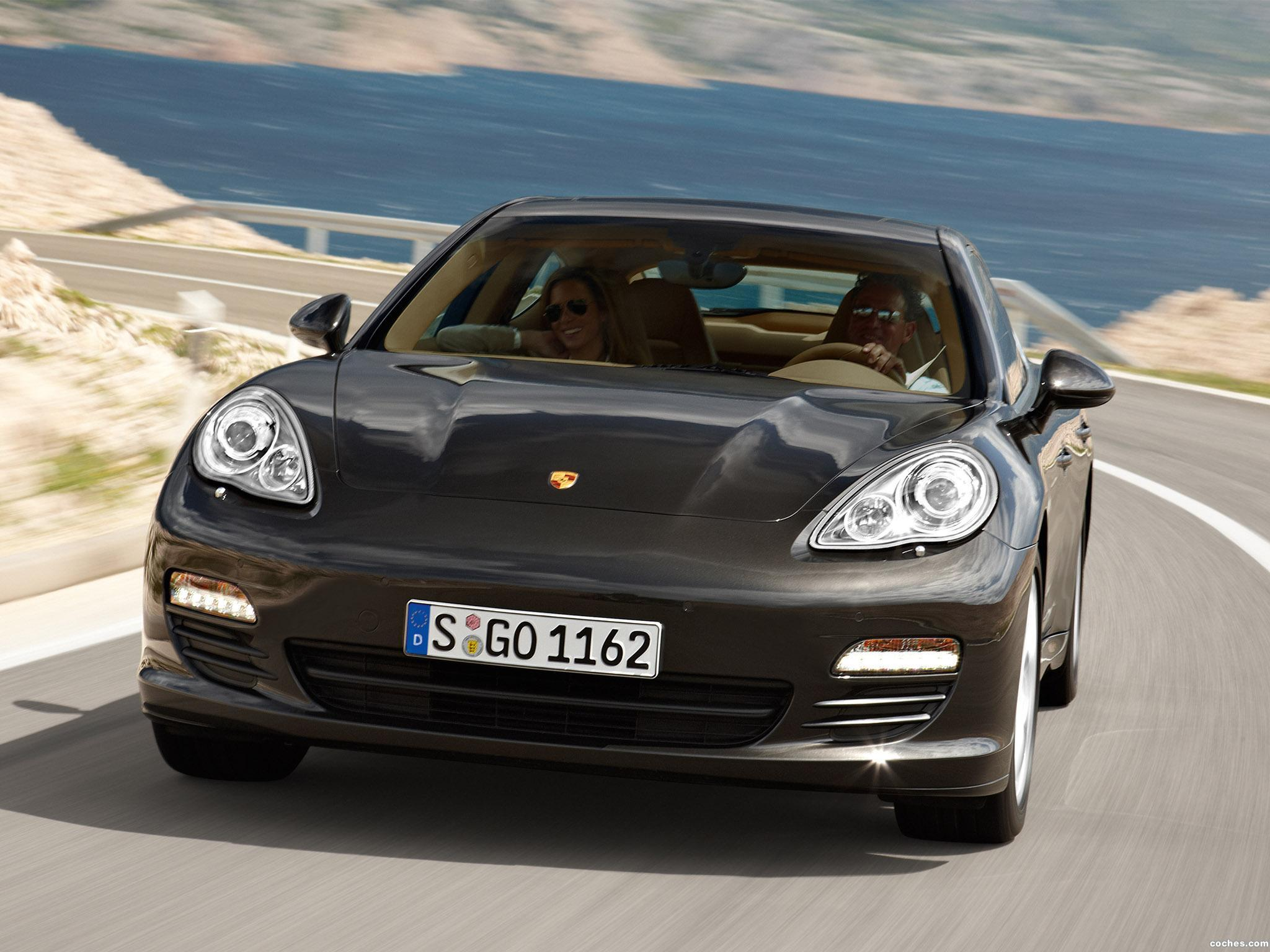 Foto 4 de Porsche Panamera S E2B 2009