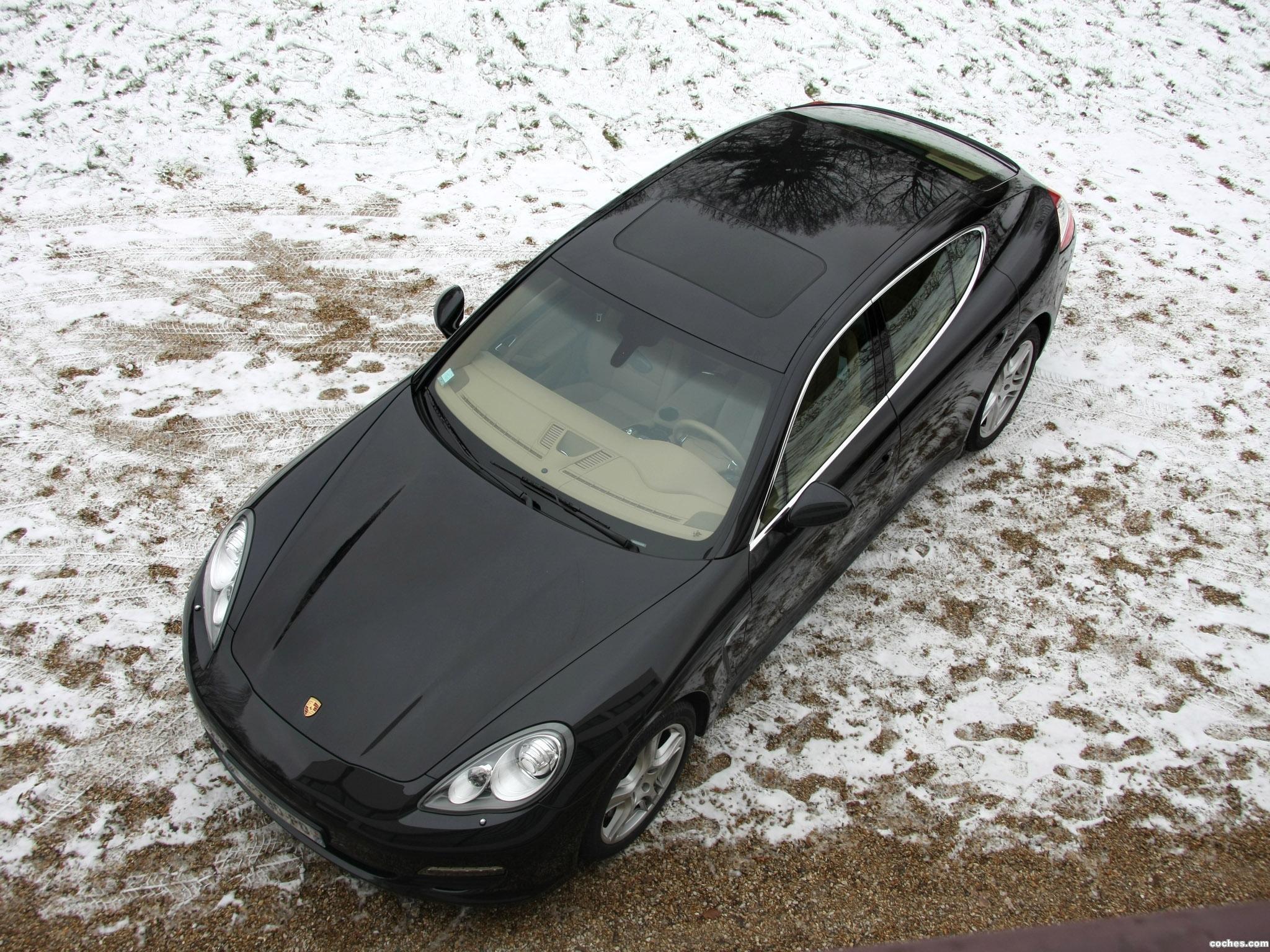 Foto 3 de Porsche Panamera S 2009