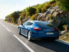 Ver foto 3 de Porsche Panamera S Hybrid 2011
