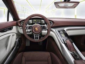 Ver foto 10 de Porsche Panamera Sport Turismo Concept 2012