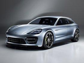 Ver foto 1 de Porsche Panamera Sport Turismo Concept 2012