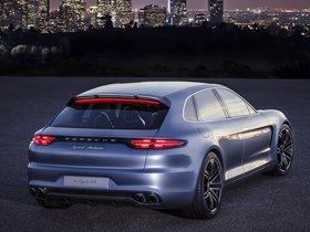 Ver foto 19 de Porsche Panamera Sport Turismo Concept 2012