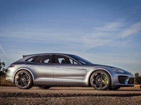Ver foto 18 de Porsche Panamera Sport Turismo Concept 2012