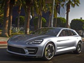 Ver foto 17 de Porsche Panamera Sport Turismo Concept 2012