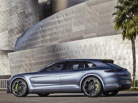 Ver foto 15 de Porsche Panamera Sport Turismo Concept 2012