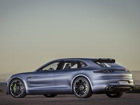 Ver foto 14 de Porsche Panamera Sport Turismo Concept 2012
