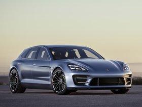 Ver foto 13 de Porsche Panamera Sport Turismo Concept 2012