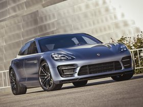 Ver foto 11 de Porsche Panamera Sport Turismo Concept 2012
