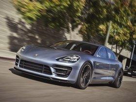 Ver foto 22 de Porsche Panamera Sport Turismo Concept 2012