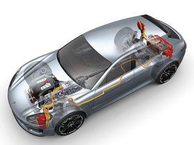 Ver foto 7 de Porsche Panamera Sport Turismo Concept 2012