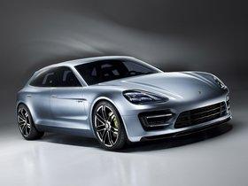 Ver foto 6 de Porsche Panamera Sport Turismo Concept 2012
