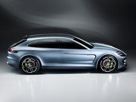 Ver foto 5 de Porsche Panamera Sport Turismo Concept 2012