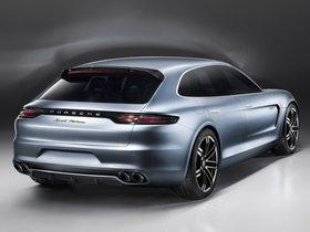 Ver foto 4 de Porsche Panamera Sport Turismo Concept 2012