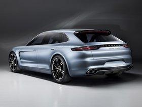 Ver foto 2 de Porsche Panamera Sport Turismo Concept 2012