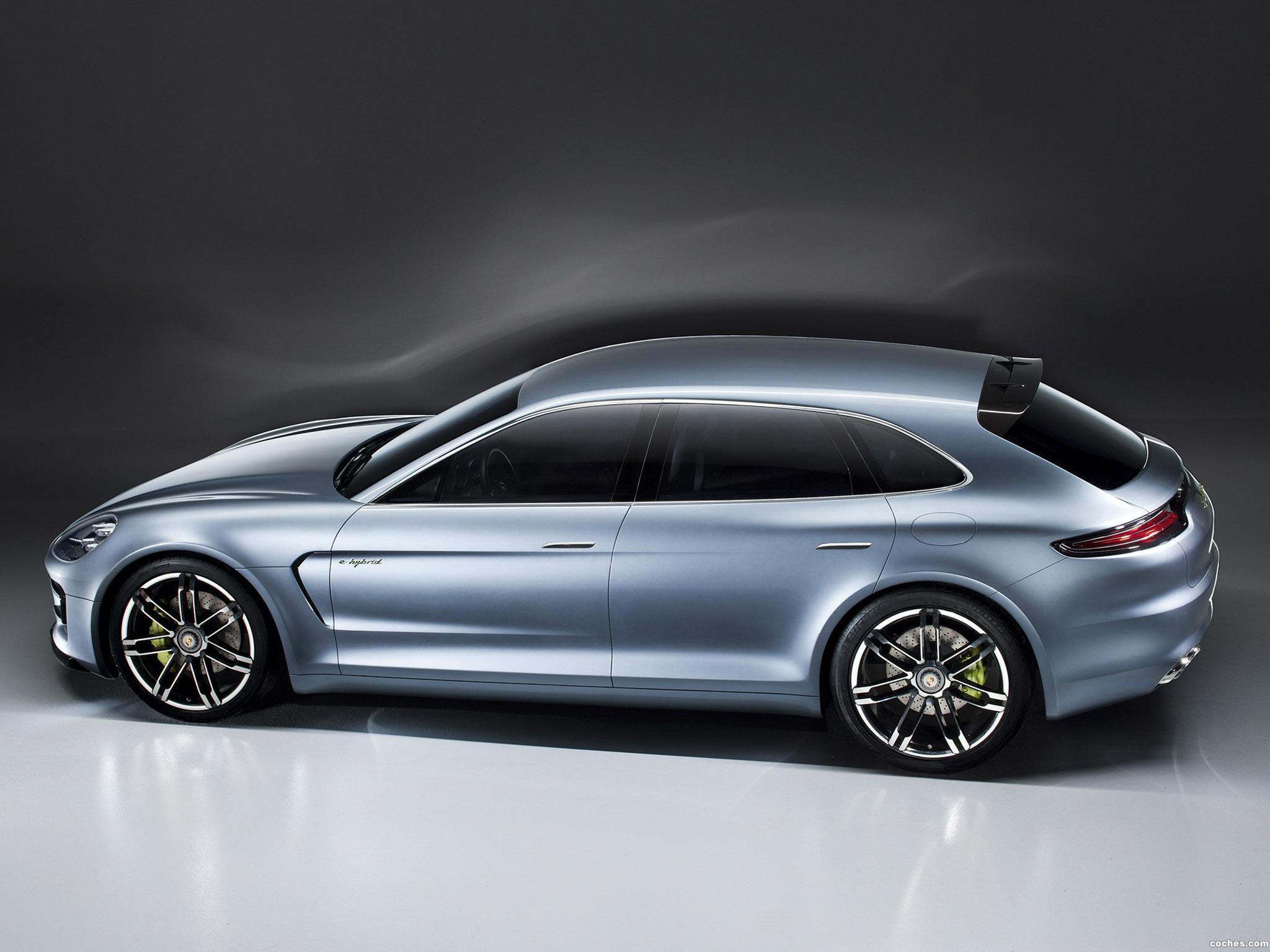 Foto 2 de Porsche Panamera Sport Turismo Concept 2012