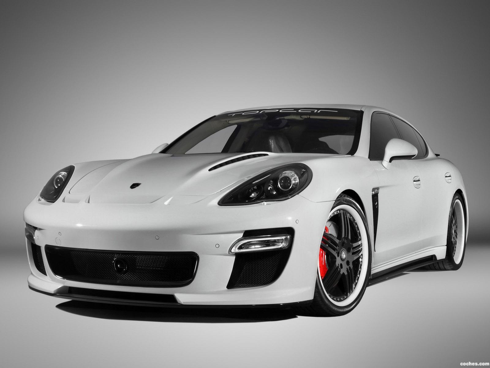 Foto 0 de Porsche Panamera Stingray E2B TopCar 2010