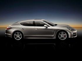 Ver foto 33 de Porsche Panamera Turbo 2009