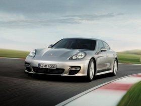 Ver foto 31 de Porsche Panamera Turbo 2009