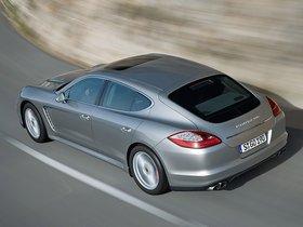 Ver foto 30 de Porsche Panamera Turbo 2009