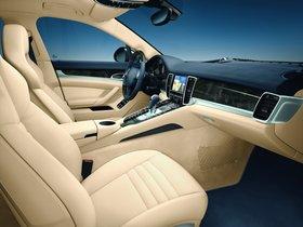 Ver foto 26 de Porsche Panamera Turbo 2009