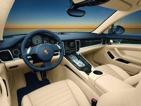 Ver foto 24 de Porsche Panamera Turbo 2009