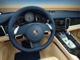 Ver foto 23 de Porsche Panamera Turbo 2009