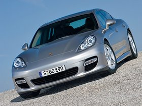Ver foto 22 de Porsche Panamera Turbo 2009