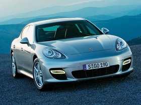 Ver foto 21 de Porsche Panamera Turbo 2009